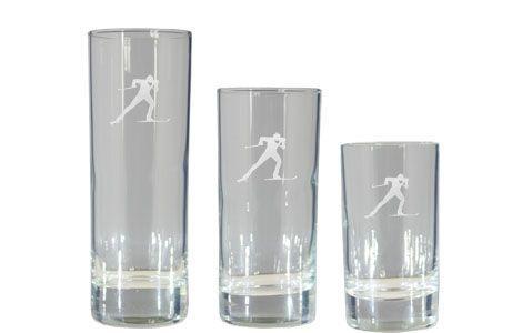 Glass, langrenn