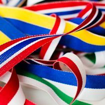 Lange medaljebånd